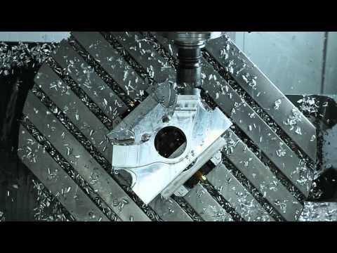 First Look: The Haas UMC-750
