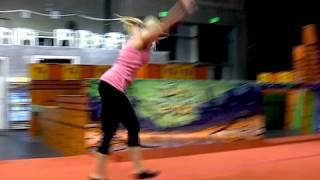 Learning Free Running - Ninja Warrior Training - Day 4 Part 1(You keep watching I'll keep posting. Here is part 1 of visit #4 to Tempest Free Running Academy in Cali. learning to do some extreme sporting. Boss status on ..., 2011-08-03T20:36:58.000Z)