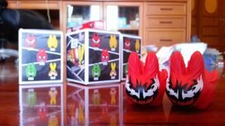 UNBOXING Kidrobot X Marvel Labbit series 2 EP.2