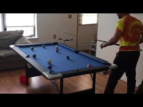 Best Pool Tables Reviews Brands Incl Billiards Updated - Hathaway fairmont pool table