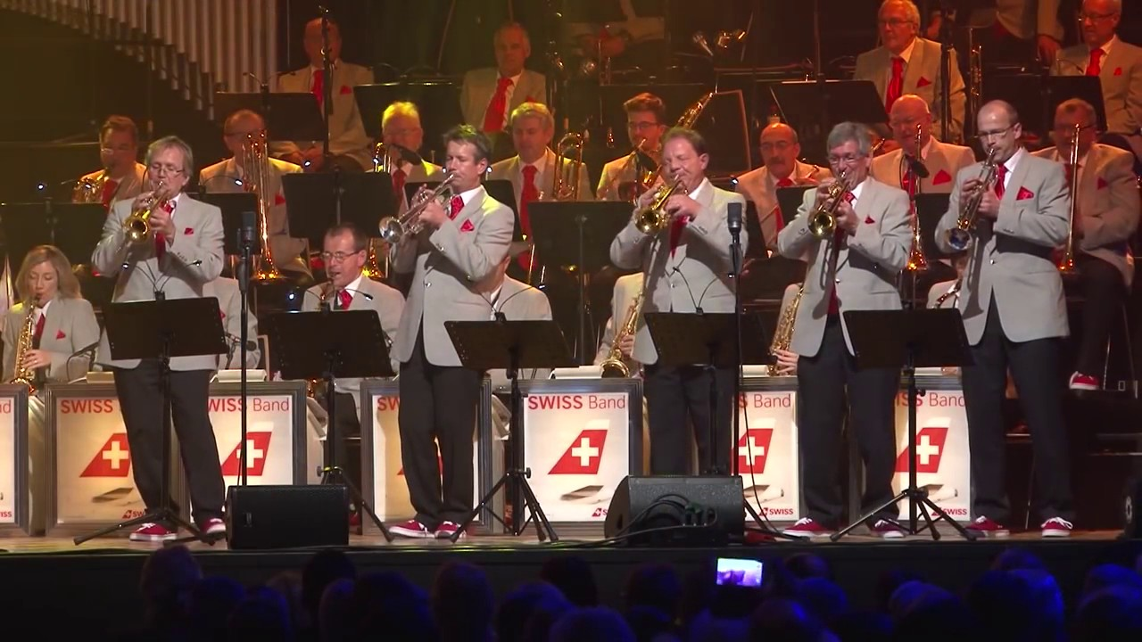 SWISS Band in Concert 2014
