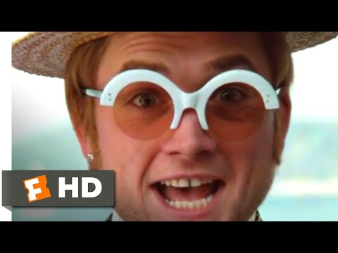 Rocketman (2019) - I'm Still Standing Scene (10/10) | Movieclips