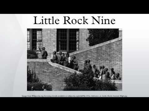 Little Rock Nine