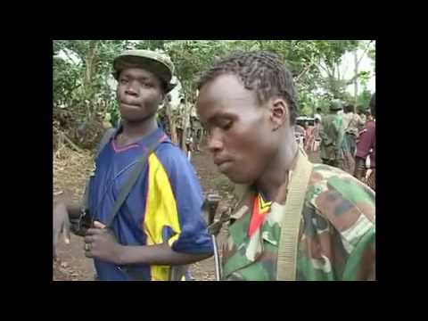 Rocketboom: 2006 Interview with Joseph Kony of the LRA - Kony 2012