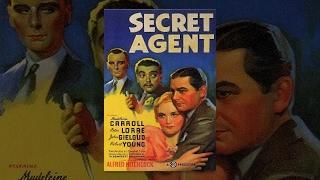 Секретный агент (1936) фильм