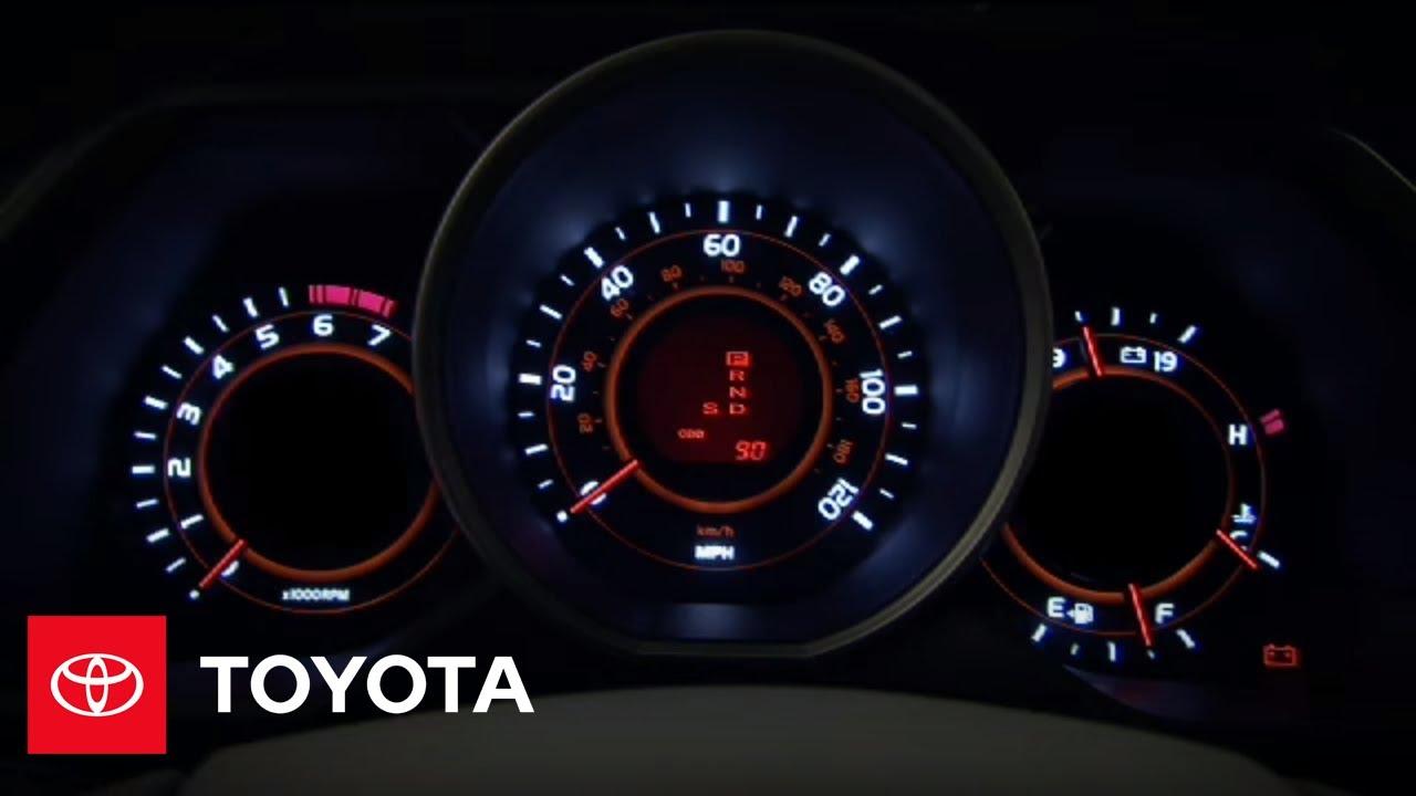 2010 4Runner How-To: Interior Lights | Toyota