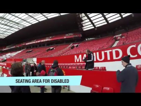 TRAVEL VLOG: Visit Manchester and take the Manchester United Stadium Tour