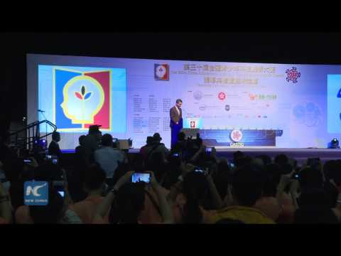 The 30th China Adolescents Science and Technology Innovation Contest unveils in Hong Kong