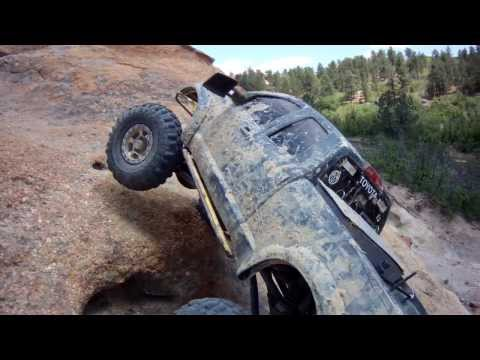 Colorado Crawl - Palmer Park, Colorado Springs, CO