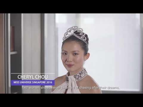 Cheryl Chou 周智慧 | Miss Universe Singapore 2016 Beaute Hub Campaign | Basic Models