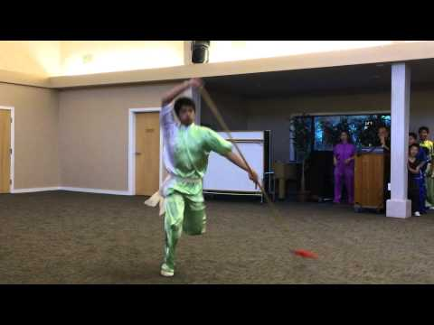 Legend Kung Fu Academy instructors and students performance!