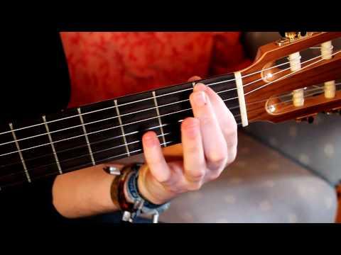 Nessaja - Peter Maffay auf klassischer Gitarre [Akustik Cover]  + TABs