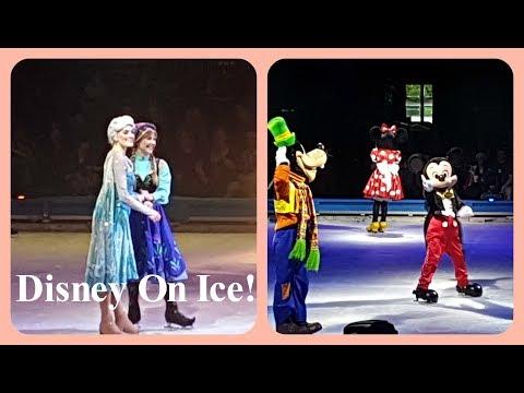 Disney on Ice Birmingham 2017