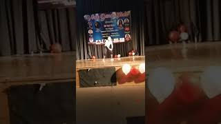 My student mithi performance time Hip Hop dance choreography by Manish thakur