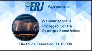 Webinar Sobre Proteção Contra Descargas Atmosféricas