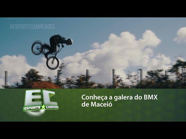 Conheça a galera do BMX de Maceió