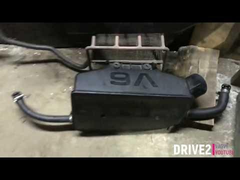 Устранение подсосов Audi C4 2.6 2.8