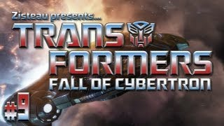 Transformer Fall of Cybertron Campaign Part 09 (Z510)
