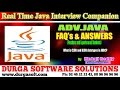 Java Interview Companion||Adv Java ||What is CLOB and BLOB datatypes in JDBC?