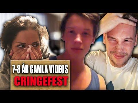 VI CRINGEAR ÅT MINA GAMLA VIDEOS (FACEBOOK-VIDEOS)
