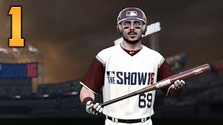 "MLB The Show 16 - Road to the Show - Part 1 ""I"