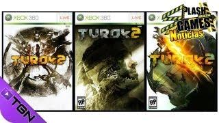 """""""TUROK 2"""" EN PS3 Y XBOX360, SACAN A LA LUZ UN MATERIAL SECRETO Y ESCONDIDO"""