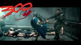 300 Trailer - Rise Of An Empire - Sparta Version/War Pigs [Black Sabbath] Mix HD