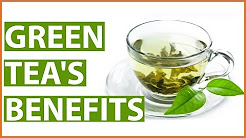 10 Amazing HEALTH BENEFITS of GREEN TEA