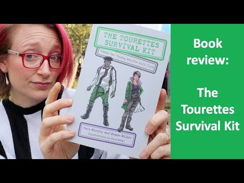 The Tourettes Survival Kit: Book Review and GIVEAWAY