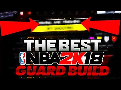 DEMIGOD GUARD BUILD 2K18- BEST GUARD BUILD TO WIN GAMES!!!!