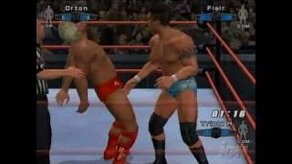 WWE SmackDown vs. Raw 2006 PlayStation 2 Gameplay - Season