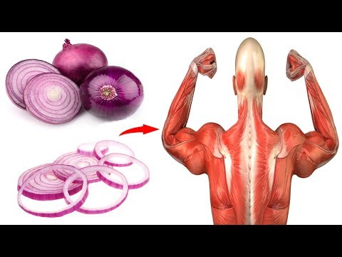 What happens if you eat raw onion daily - Health Benefits of Raw Onion