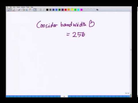Mod-01 Lec-27 Introduction to OFDM and Multi-Carrier Modulation
