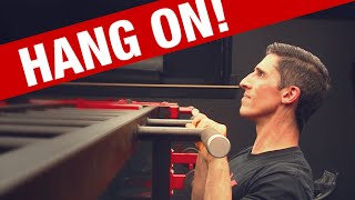 Ultimate Forearm Workout (HOLD ON OR ELSE!!)