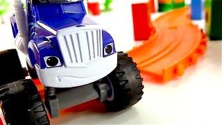 Juguetes de Blaze y los Monster Machines - Trenes infantiles - Coches para niños