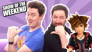 Show of the Weekend: Kingdom Hearts 3 Remind DLC and Andy's Obscure Disney Character Quiz