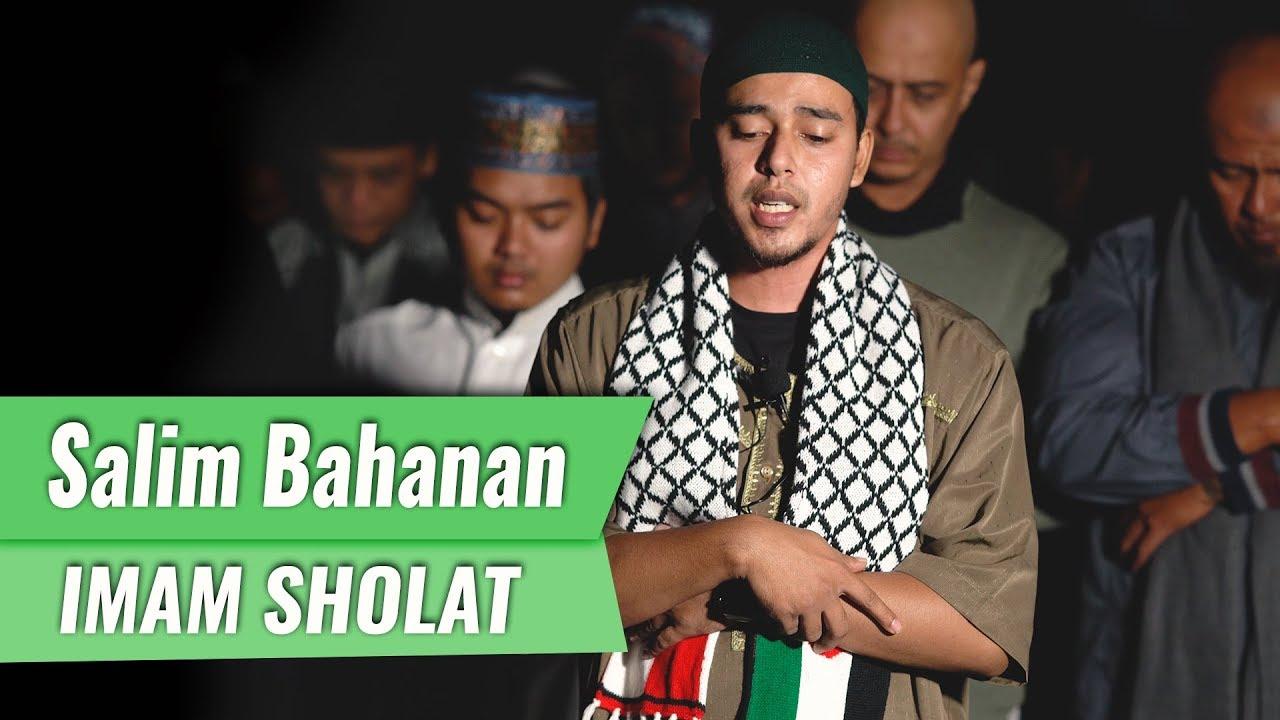 Imam Sholat Merdu Surat Al Fatiha Al Kahfi 107 110 Ayat Kursi Salim Bahanan