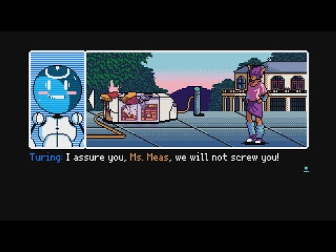 2064: Read Only Memories - Part 18: Keep Your Friends Close...