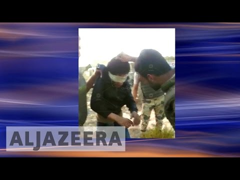 Leaked video shows Egyptian army killing unarmed men