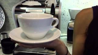 d'Ancap Torino Porcelain Latte Cup - Barista Lab