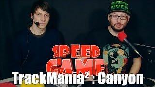Speed Game - TrackMania² : Canyon - Série de maps officielles - PC