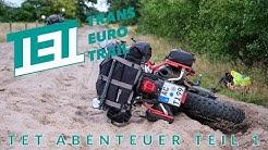 TET Abenteuer 2019 Teil 1 - zwei Deppen im Sand - Trans Euro Trail Netherlands - R1100GS & Tiger 800