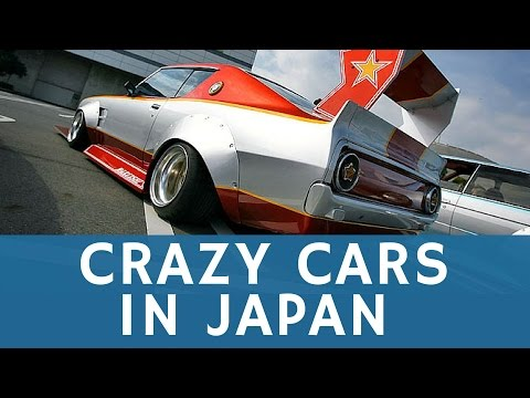 Crazy JAPANESE cars & tuning styles: Dekotora trucks, Itasha, VIP, Bosozoku & Onikyan