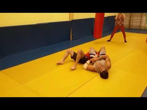 Мастер класс. Тренировка бойцов. Спортивный центр *Геракл*