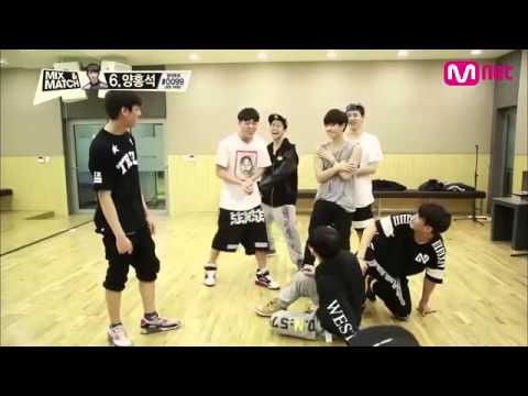 (ENG SUB) MNET [MIX & MATCH] EP.8 Cut - Dance Practice