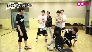 MNET EP 8 cut Dance practice
