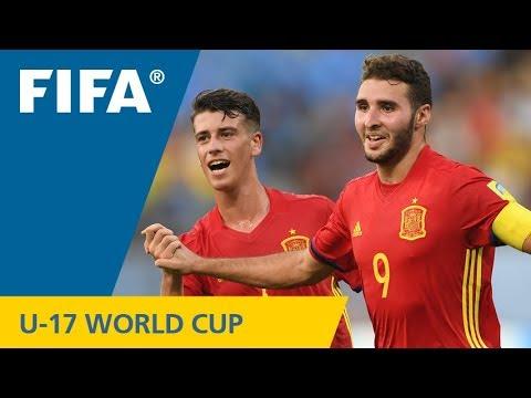 Match 19: Spain v Niger – FIFA U17 World Cup India 2017