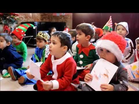 Download Festival de Navidad 2017-2018 en el Colegio en Fuenlabrada Khalil Gibran