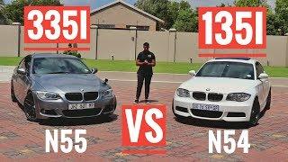 BMW 335i VS 135i!!!