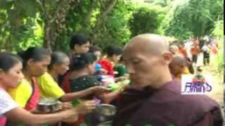 Bangla Chakma Buddhist Song-benna pottha.mpg